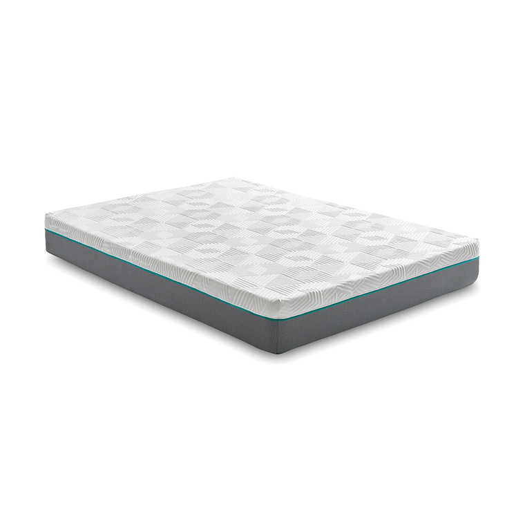 "10"" Tight Top Firm King Hybrid Boxed Mattress"