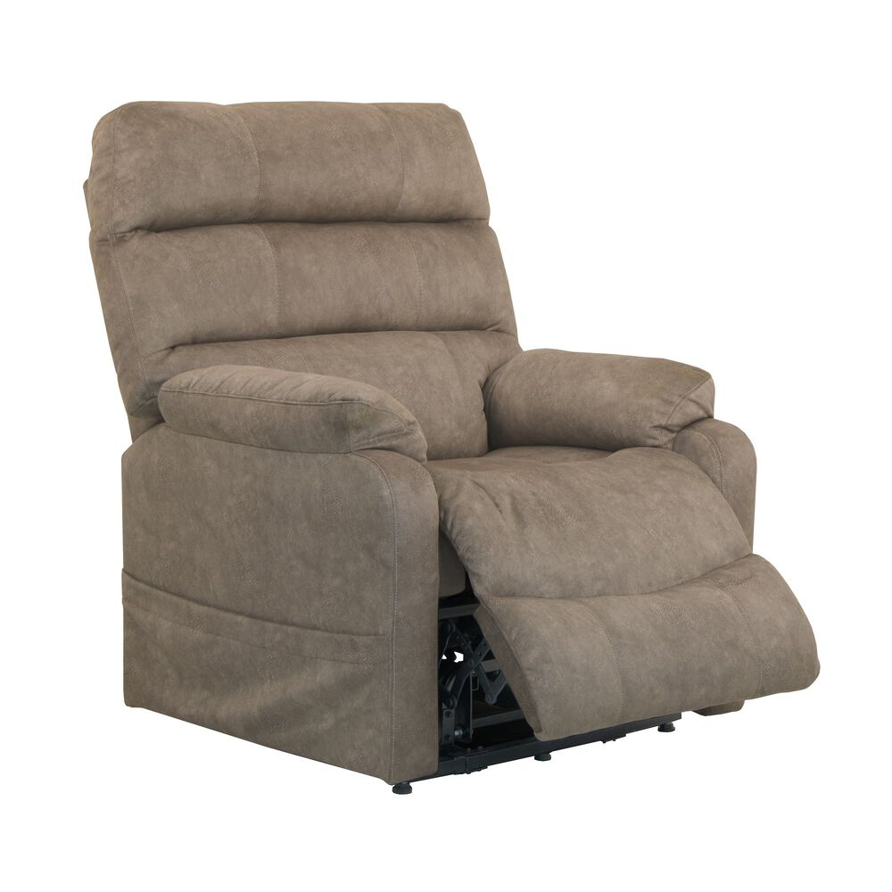 Awesome Power Lift Lay Flat Recliner Pabps2019 Chair Design Images Pabps2019Com