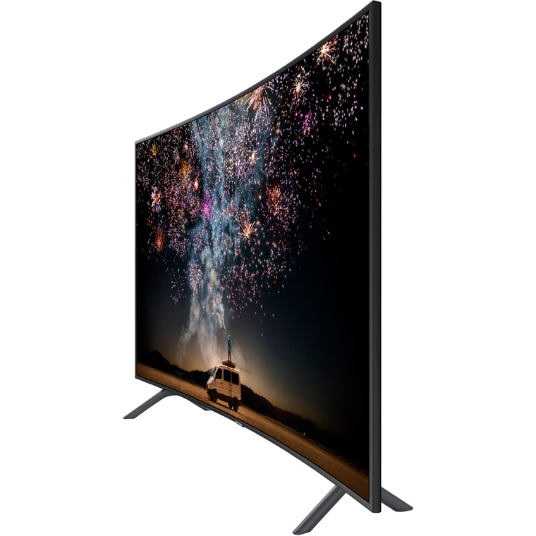 "55"" Class LED Curved Screen 4K UHD Smart TV"