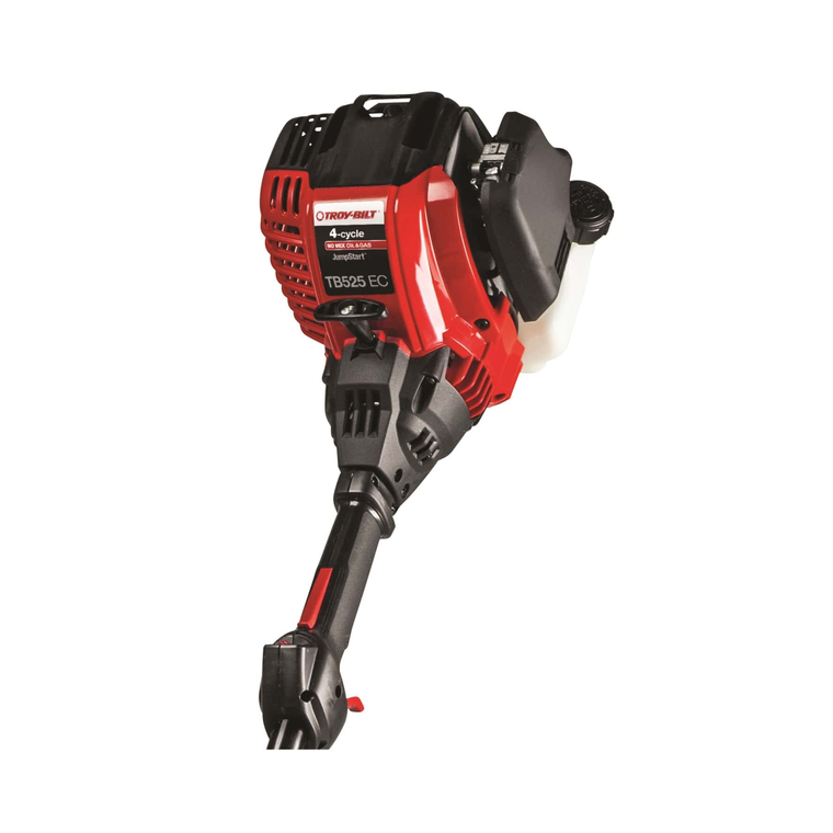 """29cc 17"""" 4 Cycle Curved Shaft String Trimmer"""