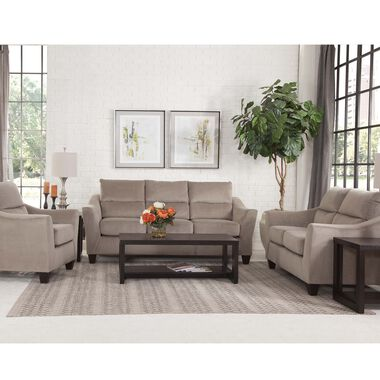 2-Piece Alisande Sofa and Loveseat