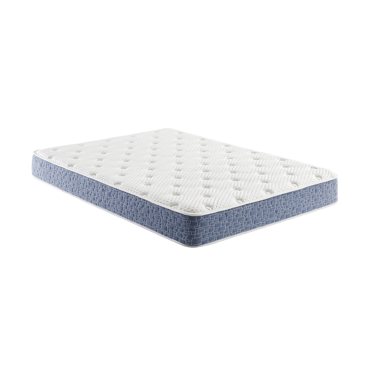 "8"" Tight Top Firm Twin Hybrid Boxed Mattress"