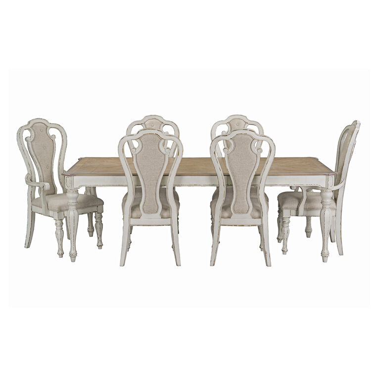 7-Piece Stevenson Manor Dining Room Collection