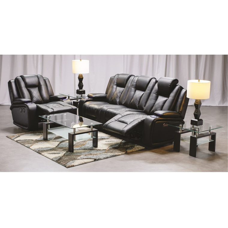 2-Piece Transformer Reclining Living Room Collection