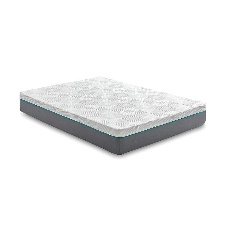 "12"" Tight Top Medium King Hybrid Boxed Mattress"