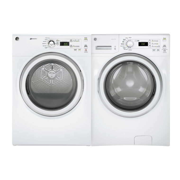 4.8 cu. ft. Energy Star Front Load Washer &  7.0 cu. ft. Energy Star Electric Dryer