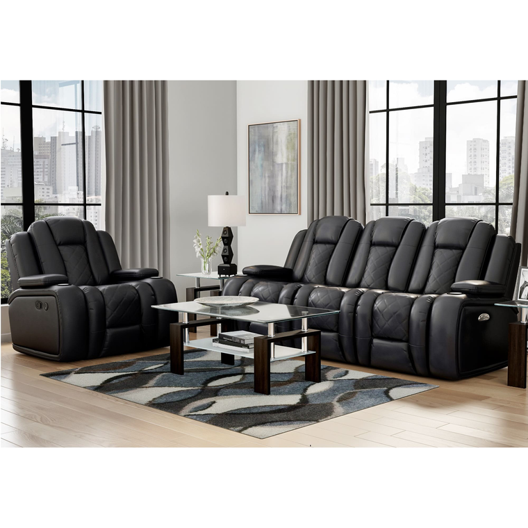 Best Furniture Websites: Synergy Home Furnishings 2-Piece Transformer Reclining