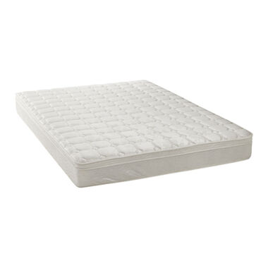 """8"""" Tight Top Medium Queen Innerspring Boxed Mattress w/ Protector"""
