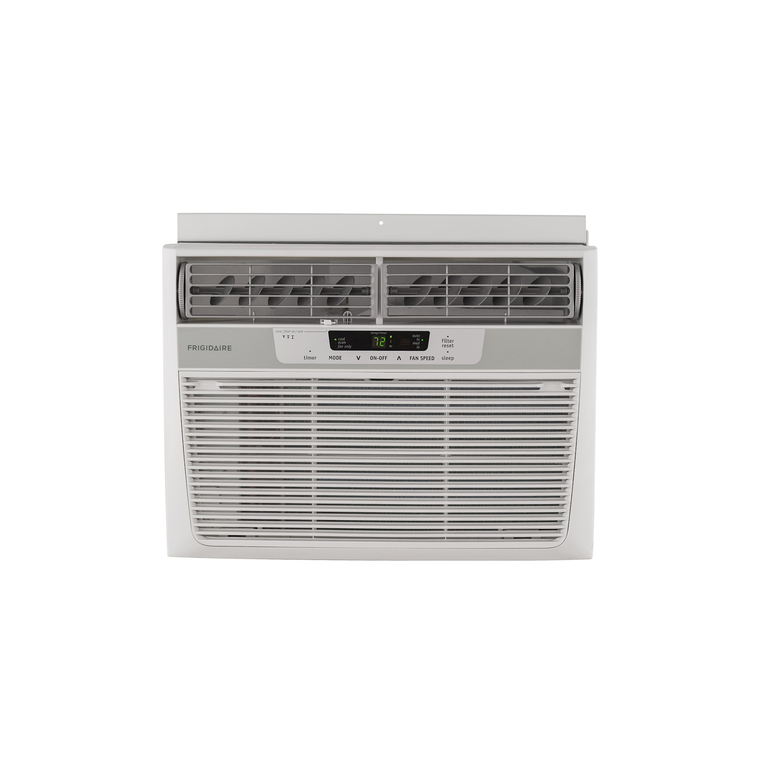 8K BTU Window Air Conditioner & Heater 2 in 1