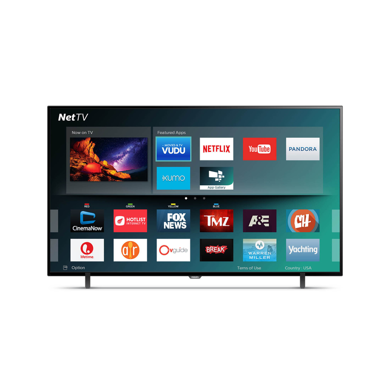 """65"""" Class (64.5"""" Diag.) Smart 4K UHD TV at Aaron's in Lincoln Park, MI 