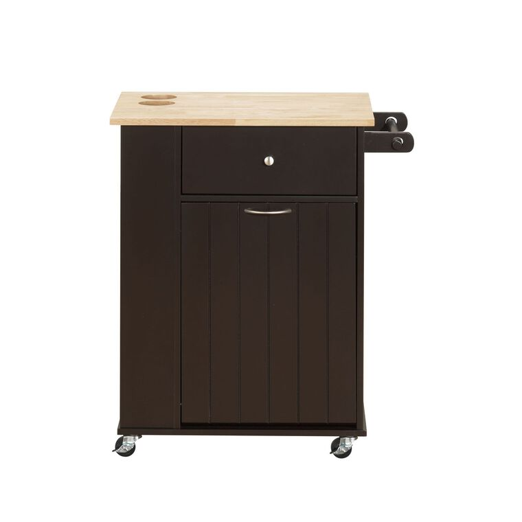 Zina Kitchen Cart
