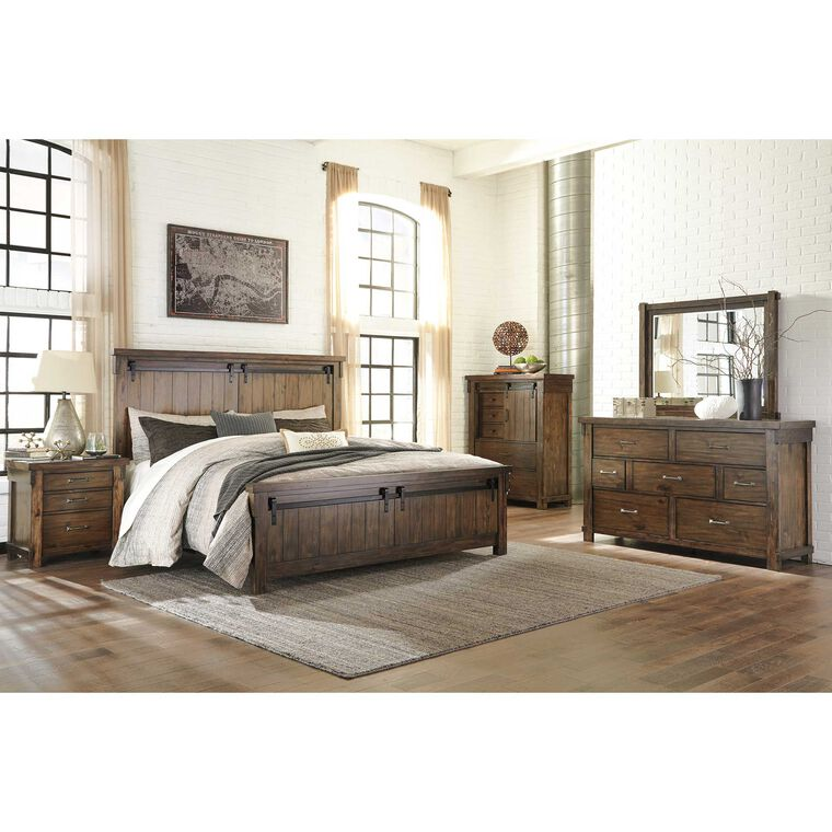 7-Piece Lakeleigh Queen Bedroom Collection