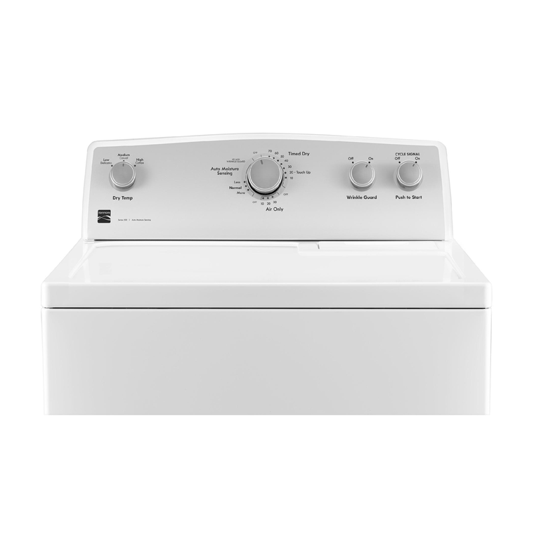 High Efficiency 4.3 cu. ft. Top-Load Washer & 7.0 cu. ft. Gas Dryer