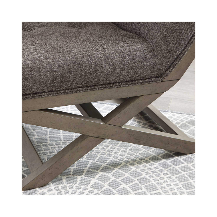 Sidewinder Accent Chair - Taupe