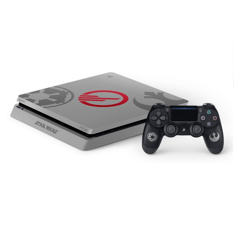 Limited Edition PlayStation 4 1TB and Star Wars Battlefront Bundle