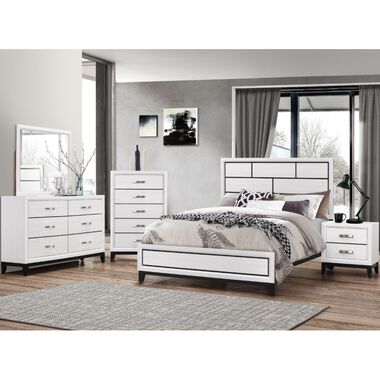 7-Piece Akerson King Bedroom