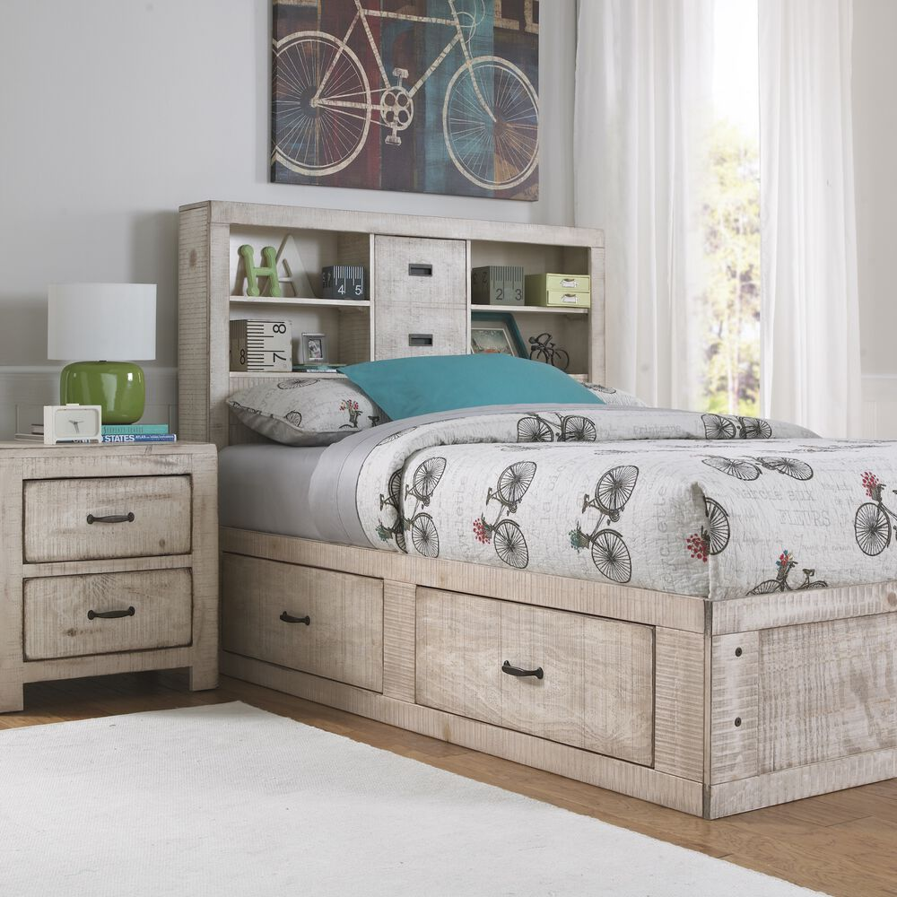 Oak Furniture West Bedroom Groups 6 Piece Captain S Youth