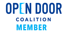 open door coalition member