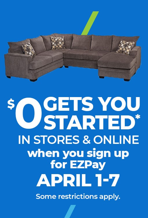Aaron's: Rent To Own Furniture, Electronics, Appliances