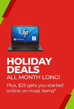 Holiday Deals in Electronics