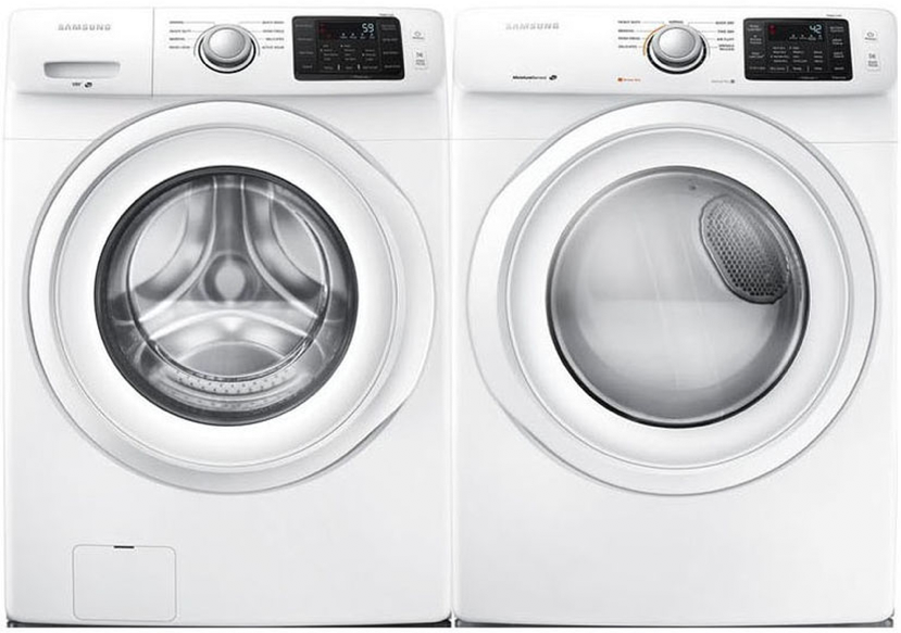 Choosing The Right Size Washer And Dryer Set