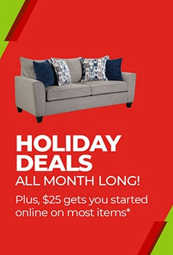 Holiday Deals in Furniture