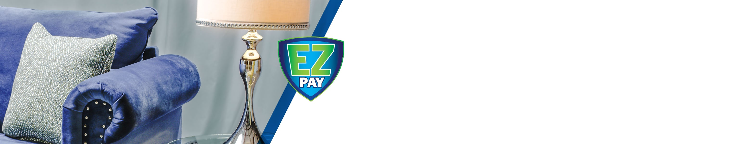 Never worry about missing a payment with EZPay
