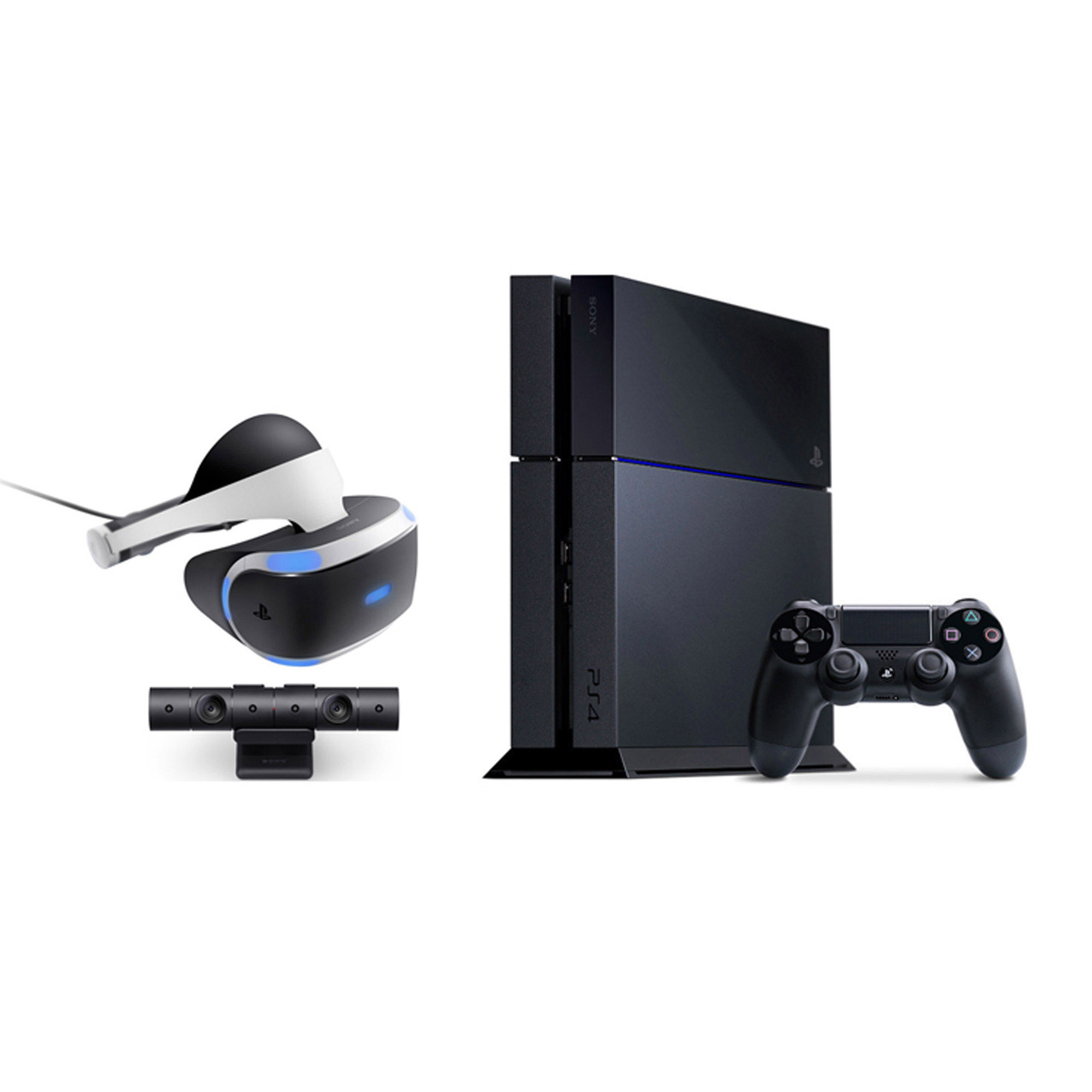 Playstation 4 1TB Console and VR Set