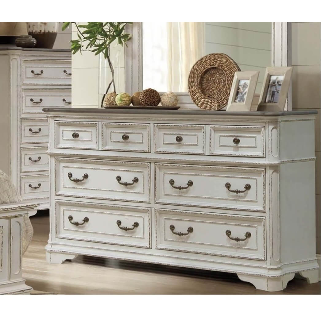 Rent to Own Riversedge Furniture Madison Bedroom Dresser Only at