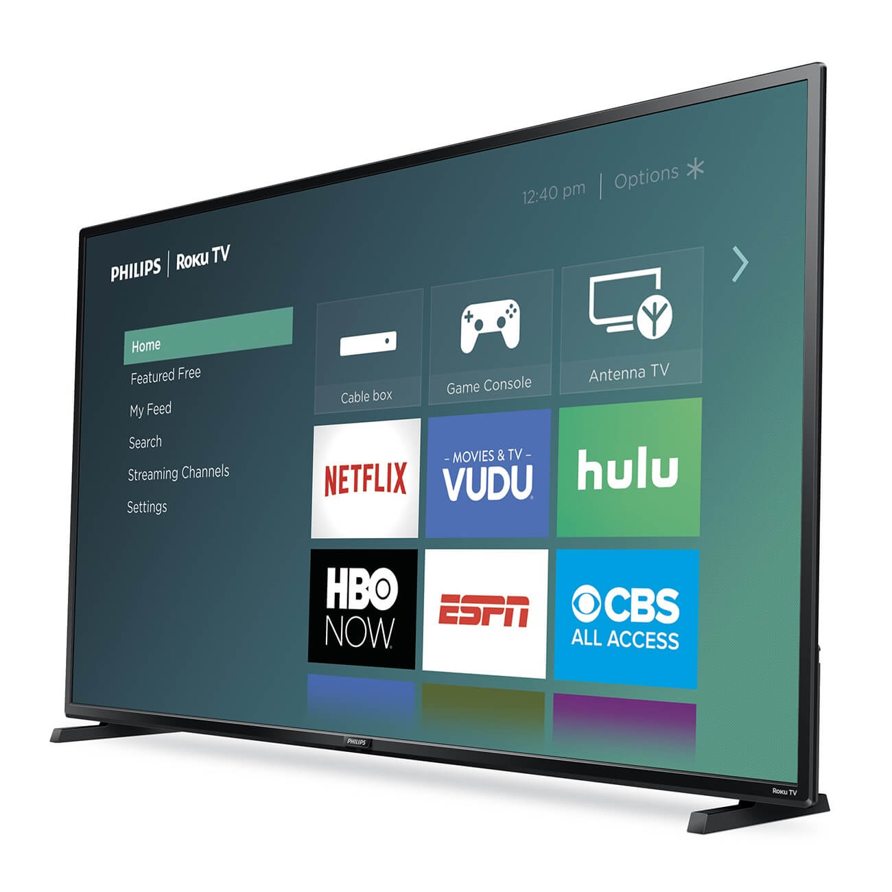 "2 TV Bundle - Philips 50"" Class and LG 49"" Class 4K UHD Smart TVs"