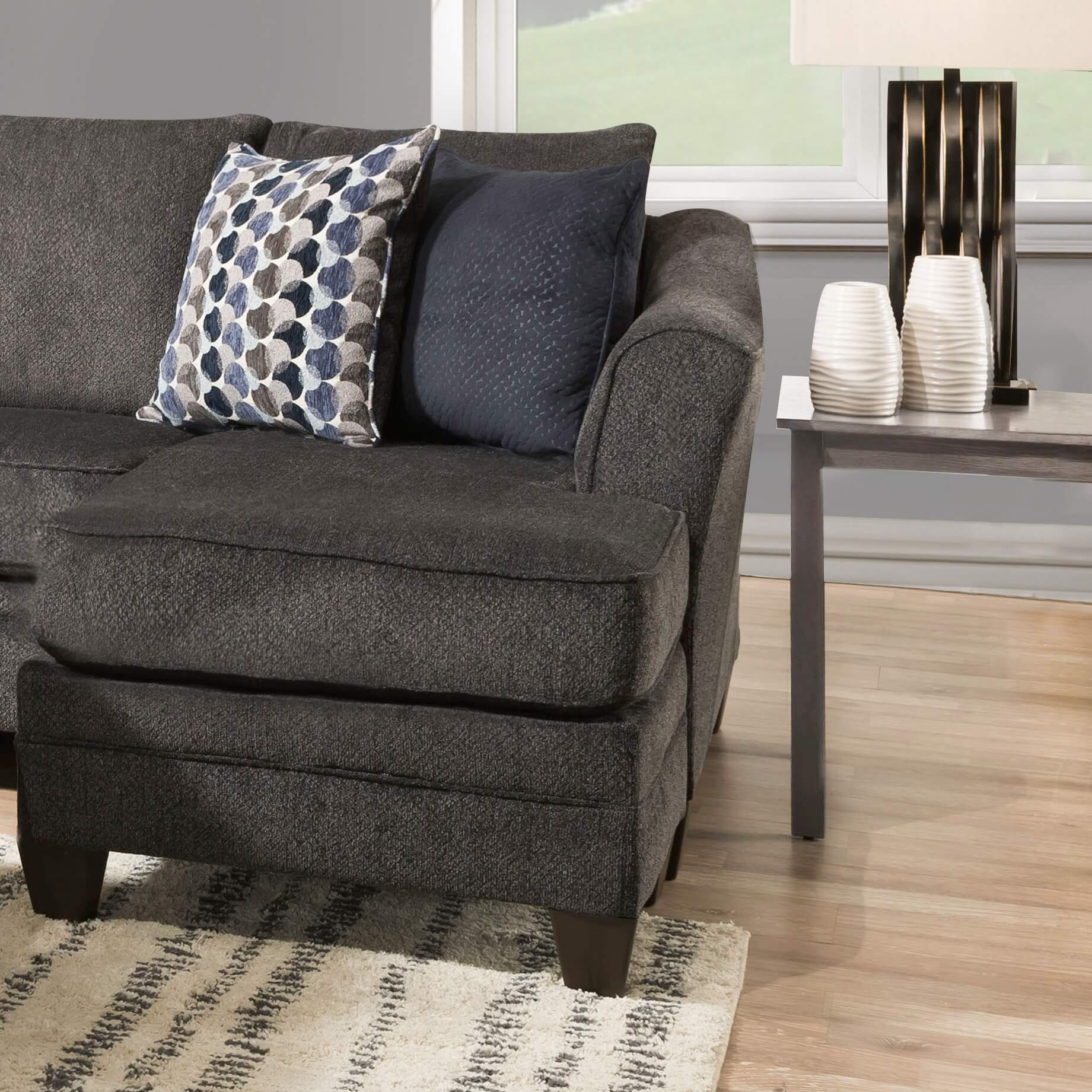 7-Piece Bubbles Living Room Collection