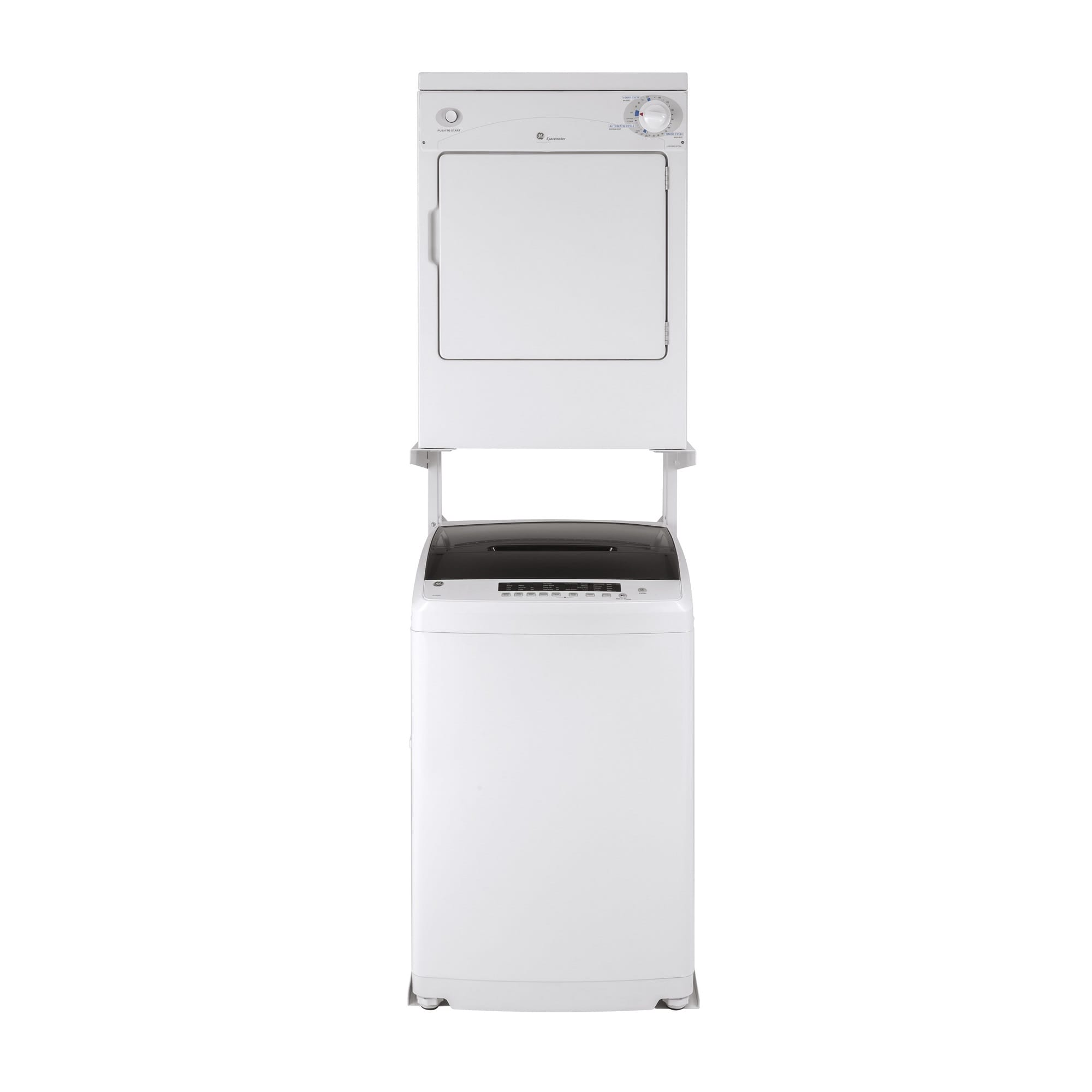 Space Saving 2 8 cu  ft  Portable Washer & 3 6 cu  ft  120V Portable  Electric Dryer