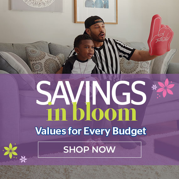 Savings in Bloom