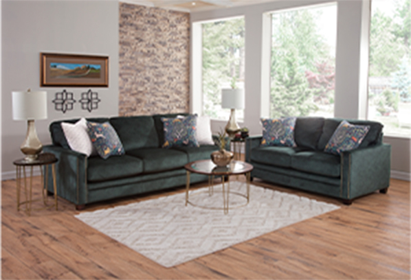 Woodhaven Living Room Sets