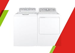GE Electric Laundry Pair