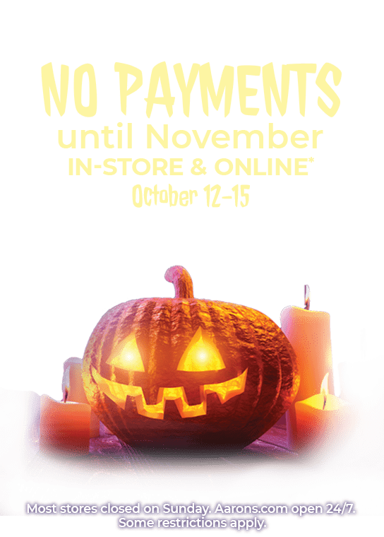 No Payments Until November
