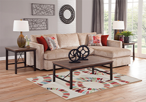 Woodhaven Sofas and Loveseats
