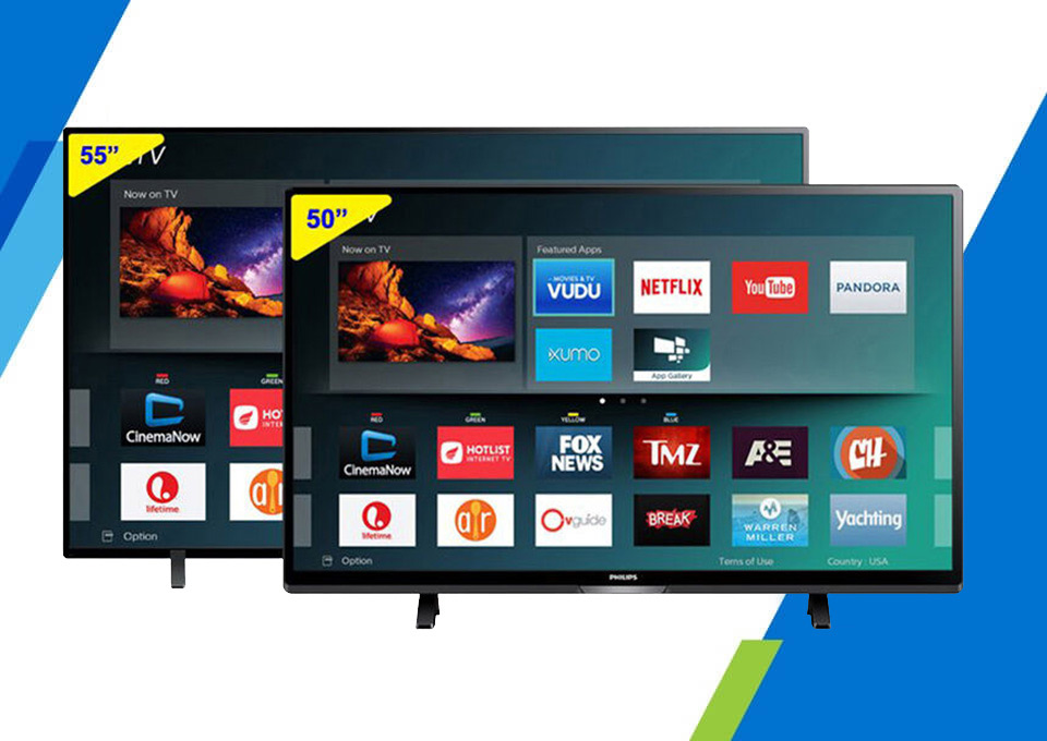 4K Smart TV Bundle