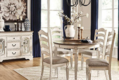 Dining with Ashley Furniture