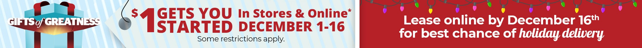 black friday promo banner