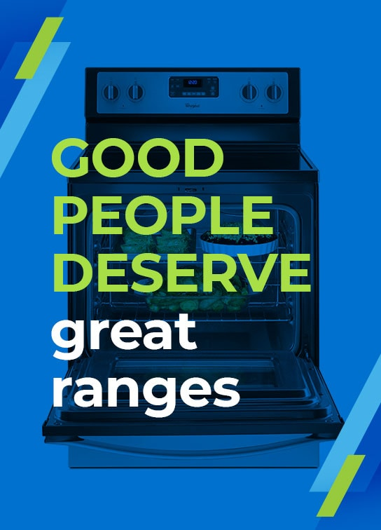 Rent to Own Electric and Gas Ranges | Aaron's
