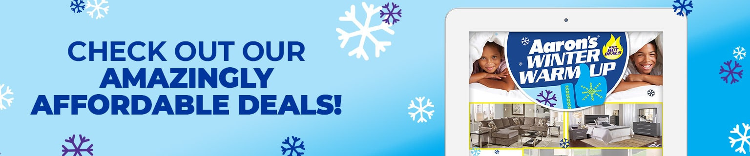 Check Out Our Amazingly Affordable Deals!
